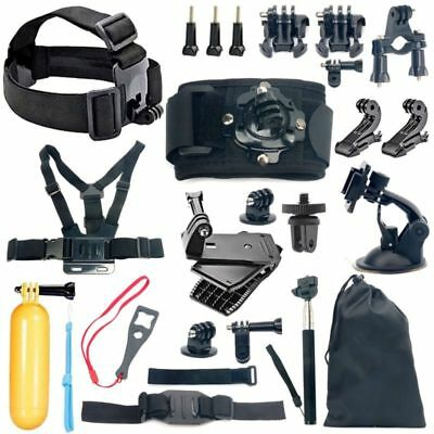 18-in-1 Accessories Sports camera Accessories Kit for GoPro Hero 5,4,3+,3,2,1