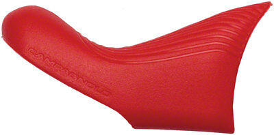 Campagnolo Ultra-Shift Lever Hoods for 2009-2014, Red, Pair