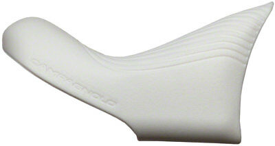 Campagnolo Ultra-Shift Lever Hoods for 2009-2014, White, Pair