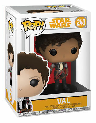 Funko POP! Star Wars: Solo Movie Story Val Soft Vinyl Toy Action Figure #243
