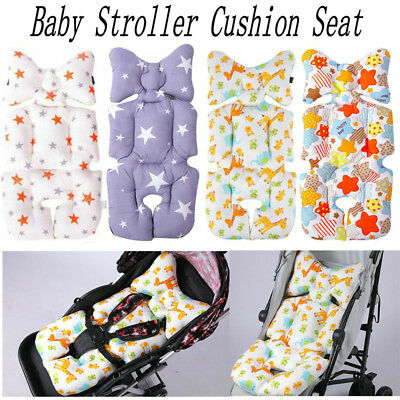 Baby Stroller Pram Pushchair Liner Cover Mat Car Seat Chair Cushion Foot Cover