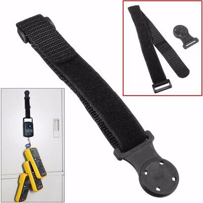 Multi-Meter Hanging Loop Strap & Magnet Hanger Kit For Fluke TPAK Instrument