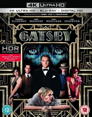 The Great Gatsby 4K Ultra HD + Blu-ray - Region B