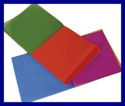 """Kite Paper Assorted Colors 100 Sheets 6.25"""" Square PARTY SUPPLIES Toys & Games"""