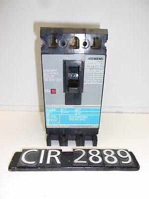 1 NEW SIEMENS HED HED43B020 CIRCUIT BREAKER 20A 20 AMP 3P 3 POLE 480V 480 VOLT