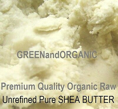 4.5 Lbs PURE Premium Organic Virgin IVORY/White SHEA BUTTER Unrefined Raw 2 Kg