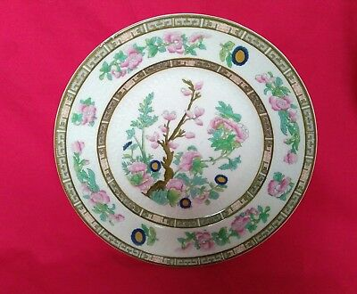 Myott Son & Co England Imperial Semi Porcelain plate 8""