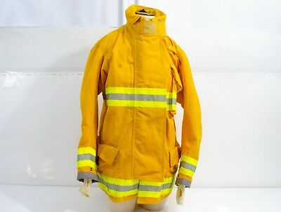 Innotex Fire Turnout Gear: Fire Coat Bunker Gear Size 40-2-R 2010-01