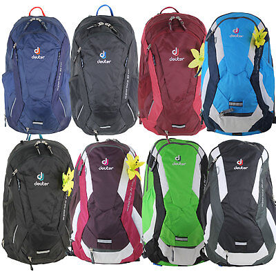 b076c7ec91 Deuter Superbike 14 18 Exp Bike Backpack Day Rucksack Cycle Rucksack New Top