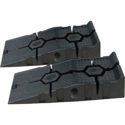Rhino Max Drive-On Ramps, Pair, 16,000 Pound Capacity 57-338980-1