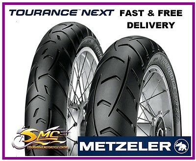 BMW R NINE T URBAN GS METZELER TOURANCE NEXT Tyre Pair 170/60-17 & 120/70-19