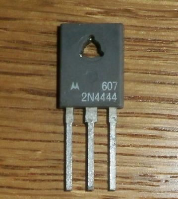 2 N 4444 ( Silicon Controlled Rectifier Thyristor 600 V 8 A TO-225 , NOS )
