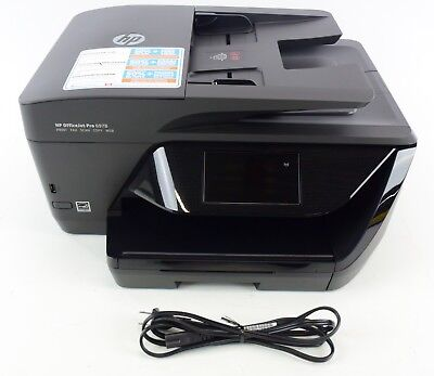 HP OFFICEJET PRO 6978 All-In-One InkJet Printer No Ink Local Pick Up