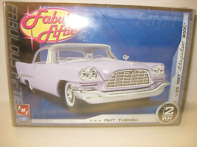 AMT1957 Chrysler 300c factory sealed 1/25 scale