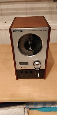 Sony ST-88 Stereo AM/FM Tuner (1973-76)