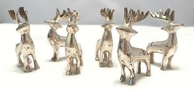 Pottery Barn Reindeer Place Card Holders