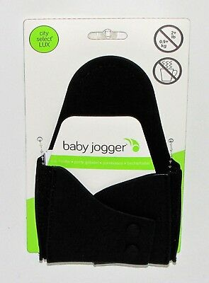 Baby Jogger City Select Lux Cup Holder, Black