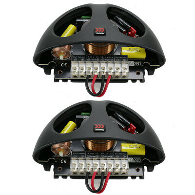 *new* Morel Mxt-280 2-Way Crossovers For Elate Ti Component System (Pair)
