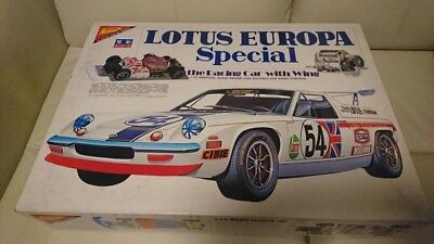 b75a463167b6 RARE LOTUS EUROPA Special Motorized Model Car Kit by Nichimo ...