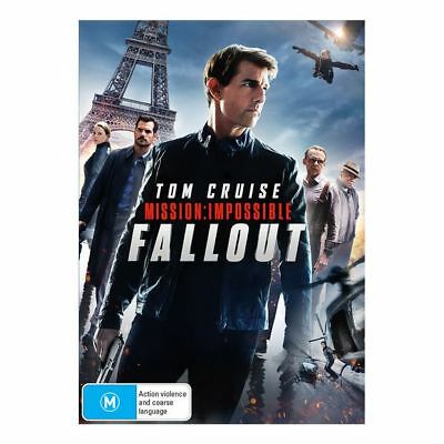 NEW Mission Impossible: Fallout