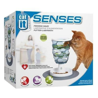 Catit Senses Food Maze toy for cats