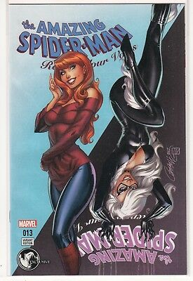 The Amazing Spider-Man Renew Your Vows #13 Unknown Comics Varient