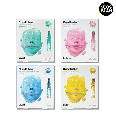 [Dr.Jart+] Rubber Mask 45g (4 kinds) Bright Clear Firming Moist Korea Cosmetic