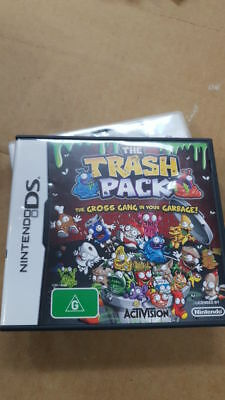 The Trash Pack =NDS Game DS