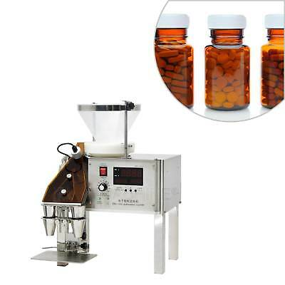Updated!! CDR-5A Auto Capsules Counting Machine Capsules/Tablets Counter 110V