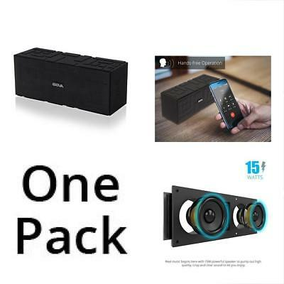 BigSound MP3 & MP4 Player Accessories 15 Watt Bluetooth Speaker With Enhanced By