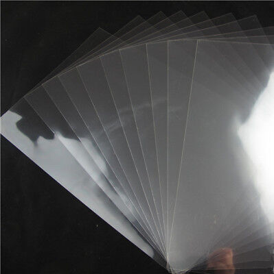 5pcs A4 Inkjet Printer Clear Transparency Film Photographic Paper DIY PCB OHP