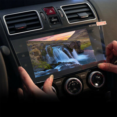 GPS Navigation Screen Tempered Glass Protector Film for Subaru Forester 16-18