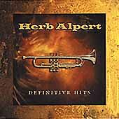 Definitive Hits by Herb Alpert  CD
