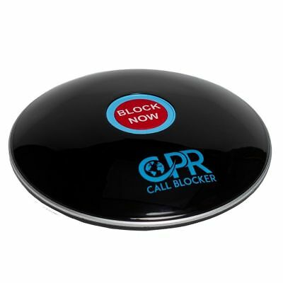CPR Call Blocker Shield (Black)  Great spec, take charge of your phone calls