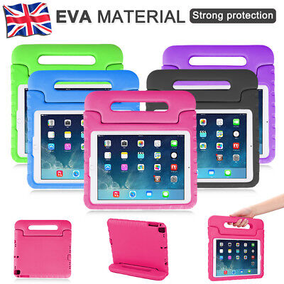 """Kids Shockproof Case Cover EVA Foam Stand For Apple iPad Pro Air 2 9.7"""" 5th Gen"""