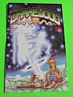 Darkewood #5 Aircell Comics Copper Age (1987) C3503
