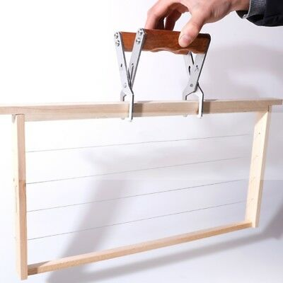 Bee Box Clip Clamp Frame Holder Grip Beekeeping Professional Beehive Lifter Tool