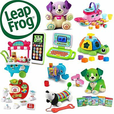 LEAPFROG Kids Educational Toys - Over 35 to Choose From! Great Christmas Gift
