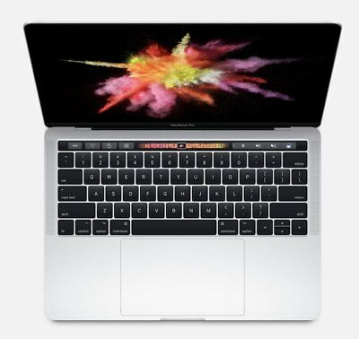 APPLE 13-inch MacBook Pro with Touch Bar 3.1Ghz i5-8GB-512GB - Silver (2017) ...