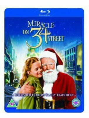 Miracle on 34th Street [1947] (Blu-ray) Maureen O'Hara, John Payne, Edmund Gwenn