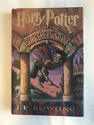 Harry Potter and the Sorcerer's Stone (Philosopher's Stone) JK Rowling 1st/5th