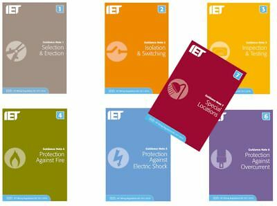 IET Guidance Note 1-7 18th Edition