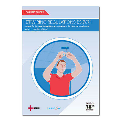 Learning Guide 1: IET Wiring Regulations BS7671 | 18th Edition