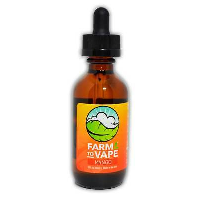 Farm to Vape 60ml Mango