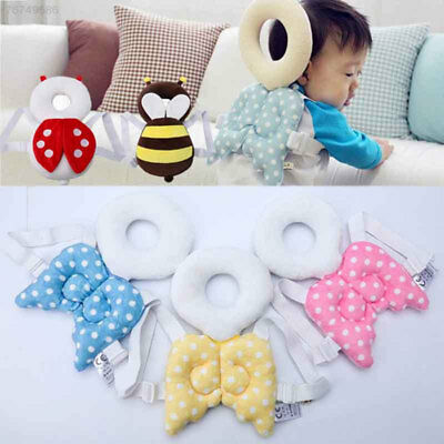 F544 Baby Head Protection Pillow Toddler Wings Drop Resistance Pad Soft Safty He