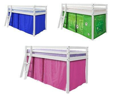 Cabin Bed Kids midsleeper with Tent Bunk Oregon