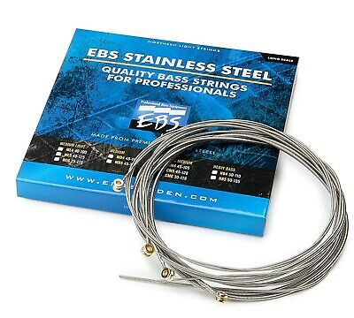 **SPECIAL OFFER** EBS SS-CM4 Guitar Strings, Set of 4