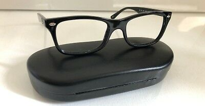 25a550eadca2 Ray Ban RB5228 2000 50mm Wayfarer Glasses Gloss Black Frame Eye Sunglasses