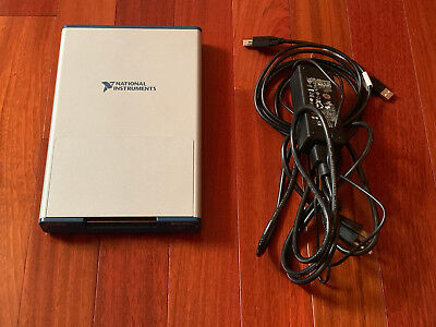 National Instruments USB X Series Multifunction I/O DAQ USB-6353