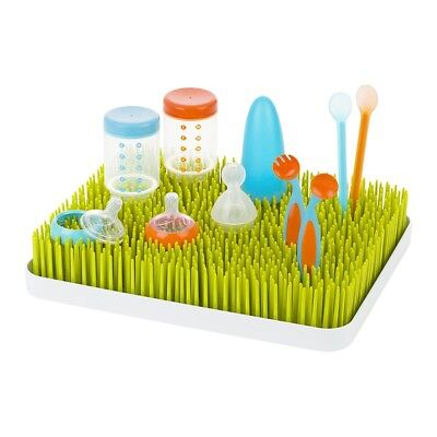 Boon Boon Lawn - Drying Rack Green Baby Countertop Bottle Grass New x